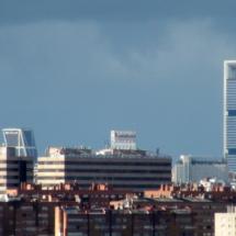 Torres emblemáticas de Madrid