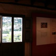 El Museo de la Cereza está localizado en una casa rehabilitada