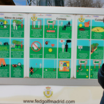 Jugamos al golf con los niños en el Club Puerta de Hierro de Madrid