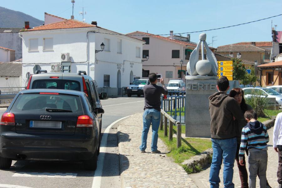 Pueblo de jerte Oficina turismo valladolid