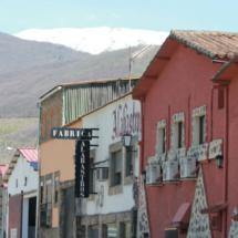 Alabastros, pueblo del Valle del Jerte