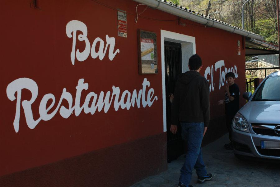 Restaurante El Torcas, Cabezuela del Valle