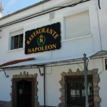 Restaurante Napoleón, en Jerte