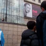 Exposición de Dalí, en el Reina Sofía