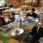 Restaurante Clavaría, cocina sana mediterránea en los hoteles Novotel
