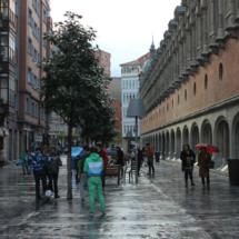 La Alhóndiga de Bilbao: fachada