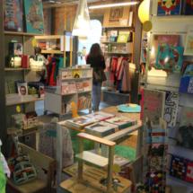La Alhóndiga de Bilbao: tienda