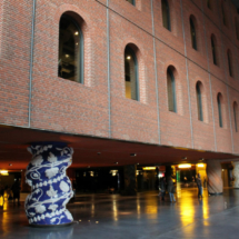 La Alhóndiga de Bilbao: hall