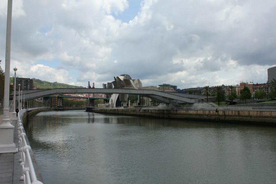 Bilbao con niños: ría del Nervión