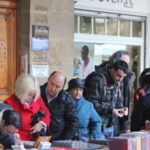 Visitamos los rincones del Casco Viejo de Bilbao: Plaza Nueva