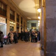 Visitamos, con los niños, el Casco Viejo de Bilbao y la Plaza Nueva