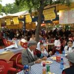 Comida típica de San Isidro