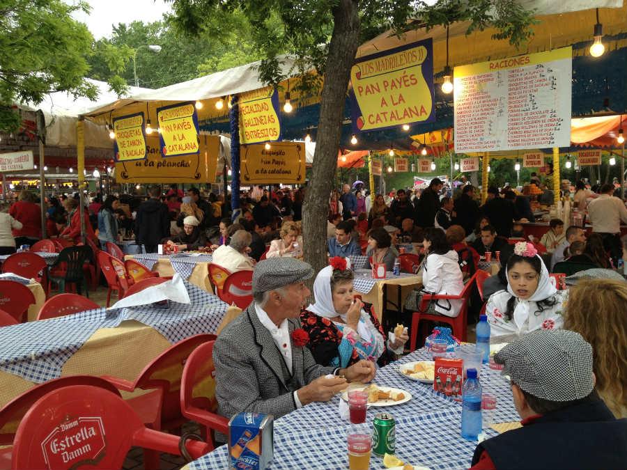 Cual Es La Comida Tipica De San Isidro En Madrid
