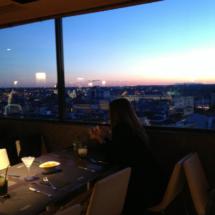 Gourmet Experience en el cielo de Madrid