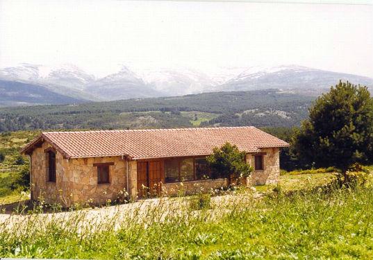 Instalaciones del Campamento Gredos Centre