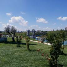 Parque Europa, en Torrejón de Ardoz