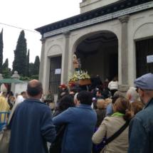 Procesión de San Isidro en Marid