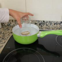 Cómo hacer jabon en casa con trocitos