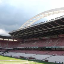 El estadio del Athletic Club de Bilbao, San Mamés, es conocido como 'La Catedral'