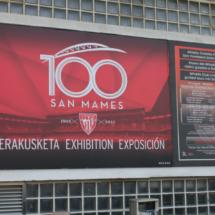 Visitamos San Mamés, el estadio del Bilbao