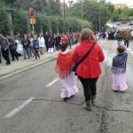Fiestas de San Isidro en Madrid, con niños