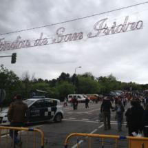 Acceso a La Pradera de San Isidro