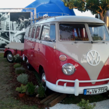 En este camping se celebra anualmente la Furgo VW