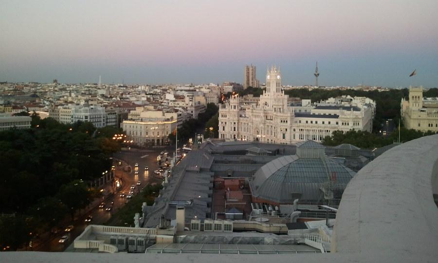 El Círculo de Bellas Artes y su terraza: una 'excursión' con niños al cielo de Madrid
