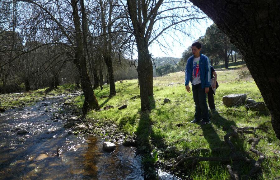 Valdemaqueda, una excursión con los niños