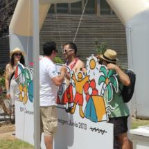 Furgo VW es un encuentro en el que padres e hijos comparten naturaleza y entretenimiento