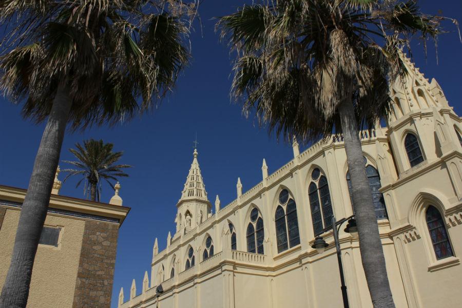Santuario de Regla, en Chipiona