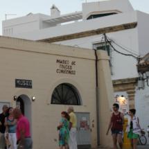 Entrada al Museo de las Raíces Conileñas