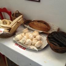 Dulces y pan tradicionales de Conil de la Frontera