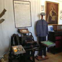 Aperos de trabajo en el Museo de las Raíces Conileñas
