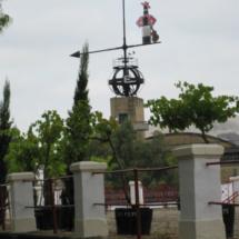 Bodegas Tío Pepe, en Jerez de la Frontera