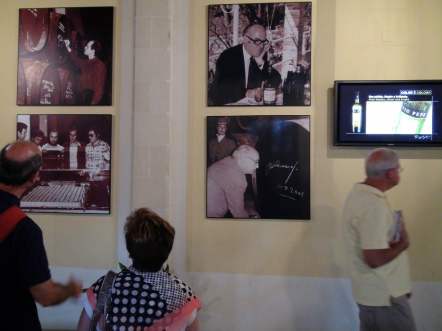 Museo Tío Pepe, en Jerez de la Frontera