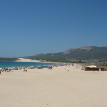 Playas de Bolonia, en Cádiz