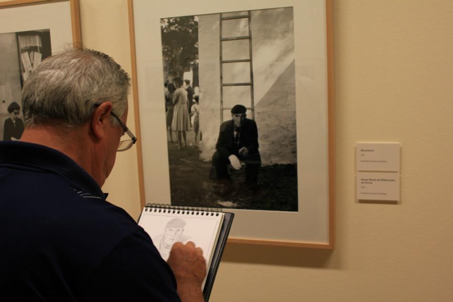 Exposición fotográfica en la Lonja de Zaragoza