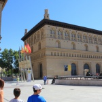 Visitamos la Lonja de Zaragoza