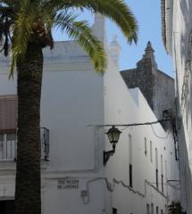 Callejón antiguo en Vejer de la Frontera