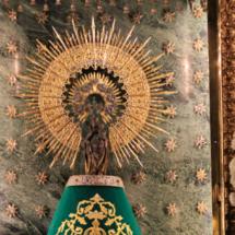 La Virgen del Pilar, en Zaragoza