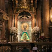 Altar mayor de la basílica del Pilar