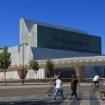 Parque del Agua y recinto de la Expo de Zaragoza
