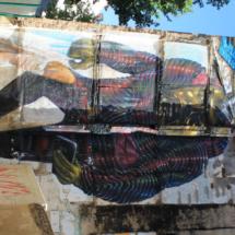 Ruta de los graffiti de Zaragoza