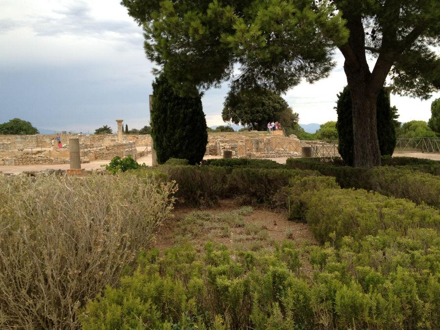 Ruinas romanas y griegas de Ampurias
