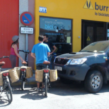 Burricleta: una nueva forma de hacer turismo en plena naturaleza