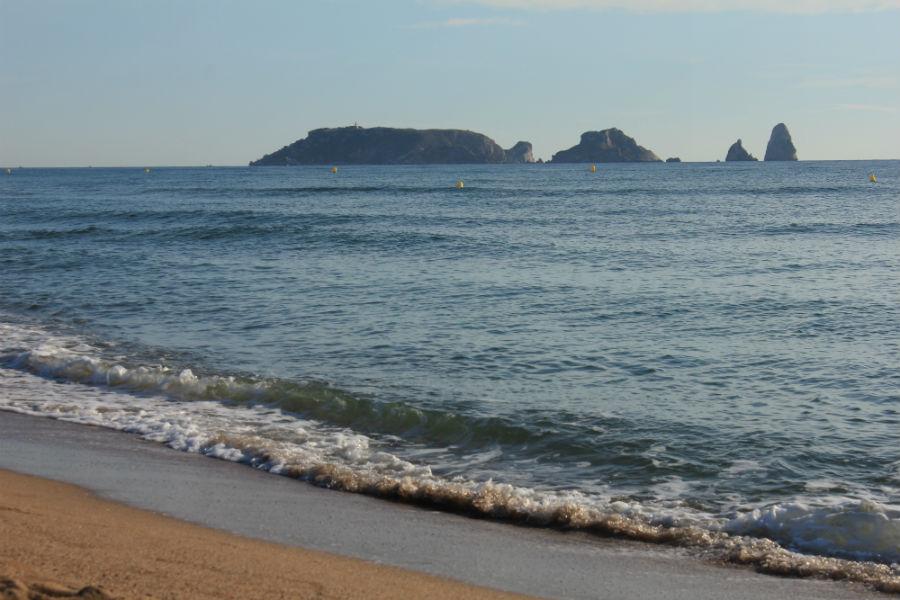 Playa de las Islas Medas