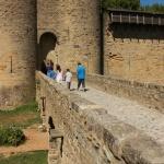 Carcassonne: castillo y fortaleza medieval