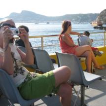 Las Islas Medas, en la Costa Brava, son un entorno natural envidiable