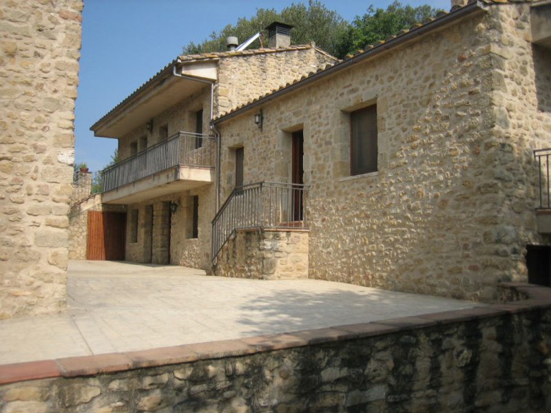 Alojamiento rural Mas Fuselles, cerca de Banyoles, Girona